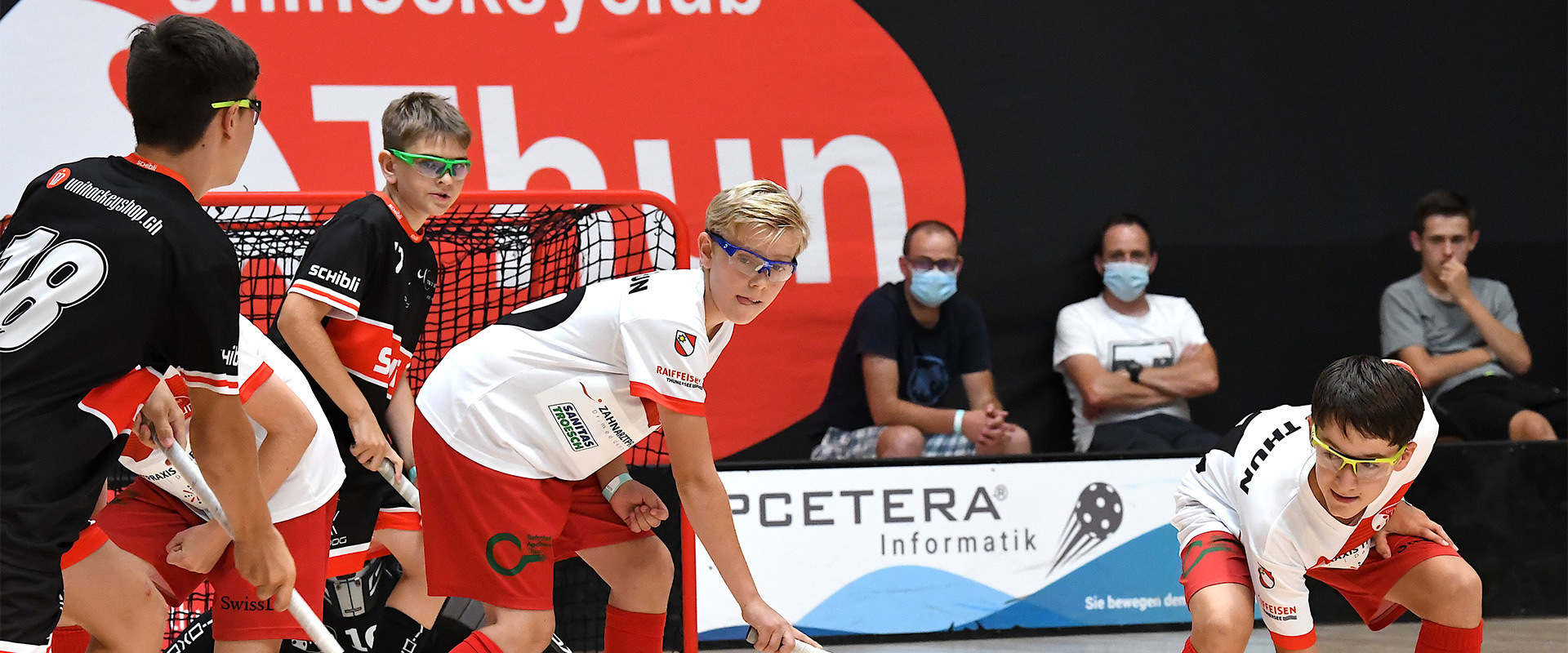 Comeback-Cup 1/16-Final; UHC Thun – Floorball Fribourg